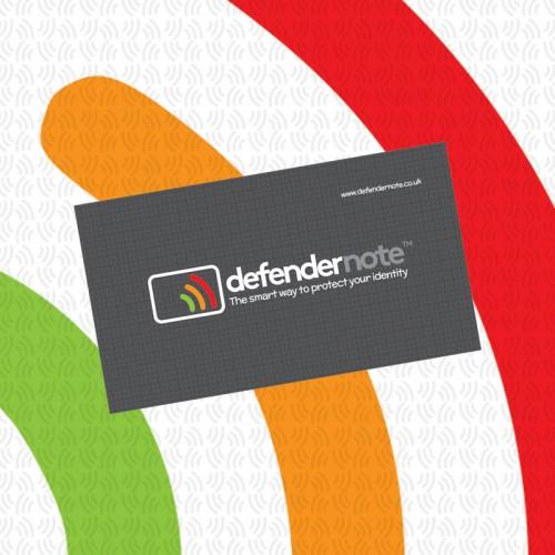Defender Note Wallet Size