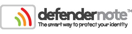 Defender Note Logo